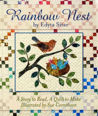 Rainbow Nest by Edyta Sitar (Book)