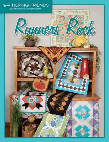 Runners Rock by Kathryn Squibb and Deborah Jacobs (Book)
