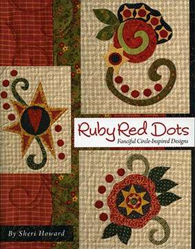 Ruby Red Dots by Sheri Howard (Book)