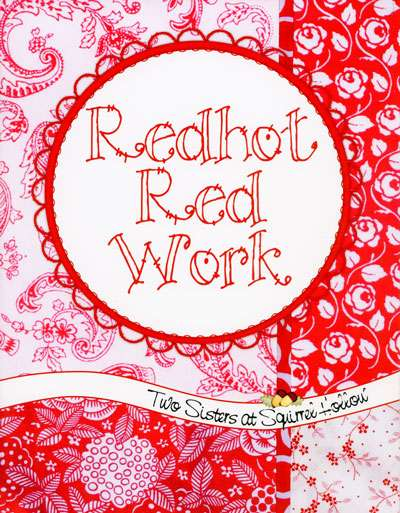 Redhot Red Work (Book)