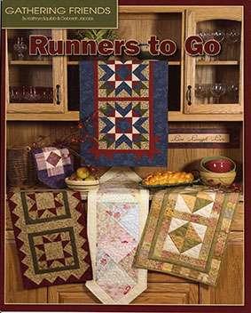 Runners to Go by Kathryn Squibb & Deborah Jacobs (Book)