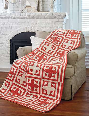 Red & White Quilts from Today's Top Designers (Book) preview