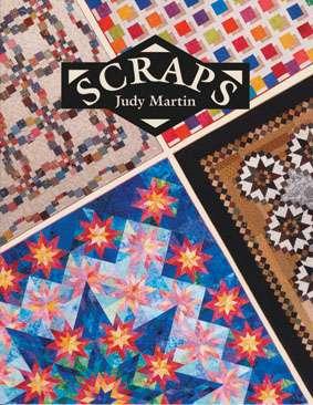 Scraps by Judy Martin (Book)