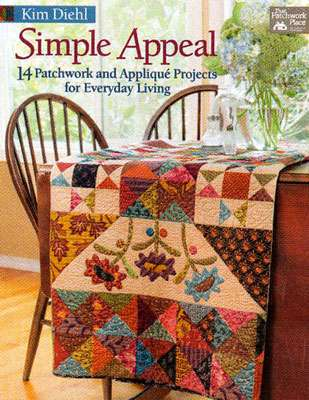 Simple Appeal by Kim Diehl (Book)