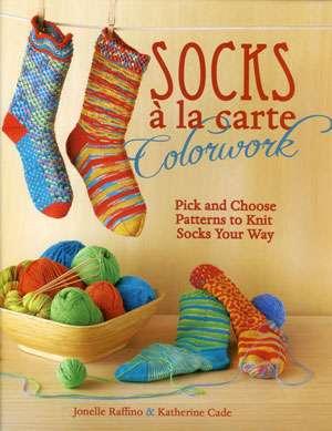 Sock a la carte - Colorwork (Book)