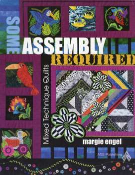 Some Assembly Required by Margie Engel (Book)