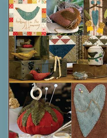 Sweet & Simple Wool Applique by C & T Publishing (Book) preview