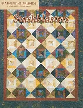 Stashblasters by Kathryn Squibb & Deborah Jacobs (Book)