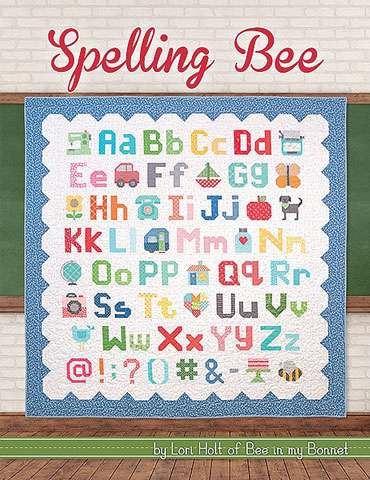 Spelling Bee by Lori Holt (Book)