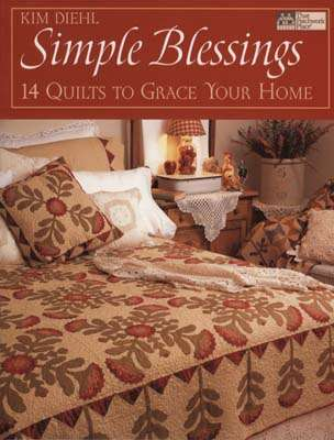 Simple Blessings by Kim Diehl (Book)
