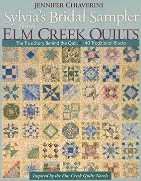 Sylvia's Bridal Sampler From Elm Creek Quilts (Book)