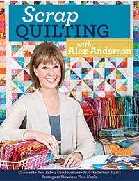 Scrap Quilting by Alex Anderson (Book)