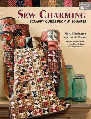 Sew Charming by Mary Etherington & Connie Tesene (Book)