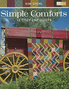Simple Comforts by Kim Diehl (Book)