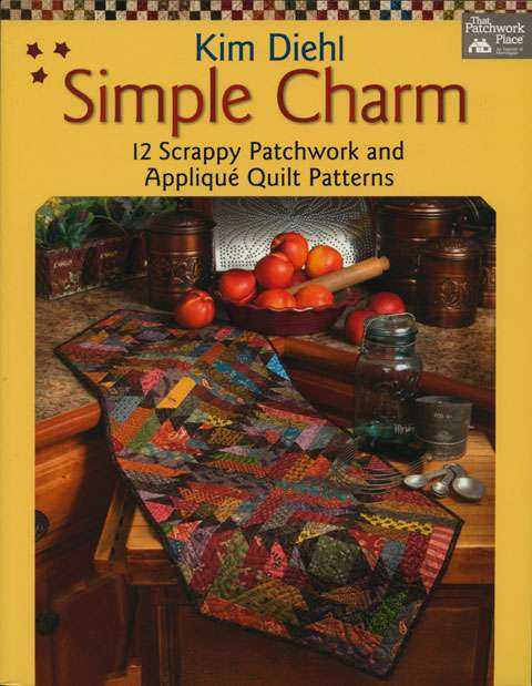 Simple Charm by Kim Diehl (Book)