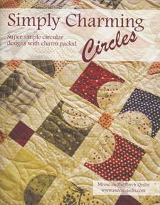 Simply Charming Circles - Moose on the Porch Quilts (Book)
