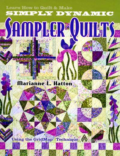 Simply Dynamic Sampler Quilts by Marianne L. Hatton (Book)