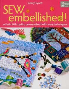 Sew Embellished by Cheryl Lynch (Book)