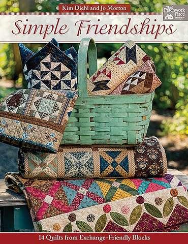 Simple Friendships by Kim Diehl & Jo Morton