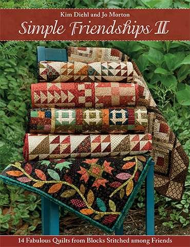 Simple Friendships II by Kim Diehl & Jo Morton (Book) preview