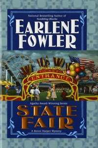 State Fair by Earlene Fowler (Softcover Book)