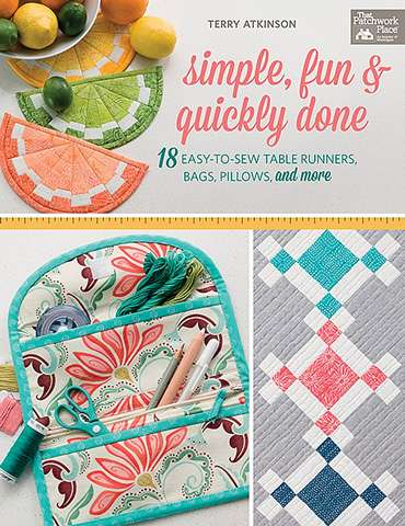 Simple, Fun & Quickly Done by Terry Atkinson (Book)