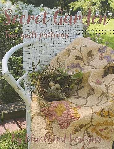 Secret Garden from Blackbird Designs (Book SPECIAL was $25.90) preview
