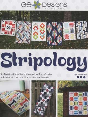 Stripology by Gudrun Erla (Book)