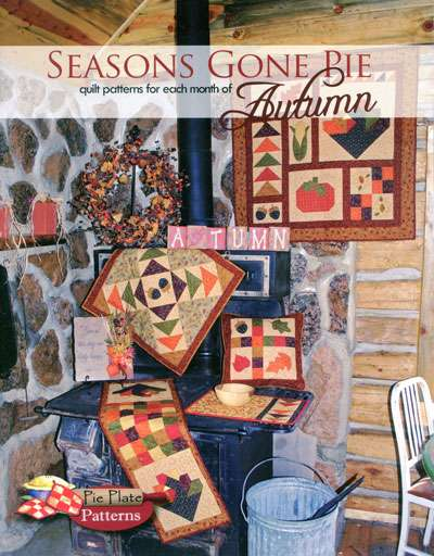 Seasons Gone Pie - Autumn (Book)