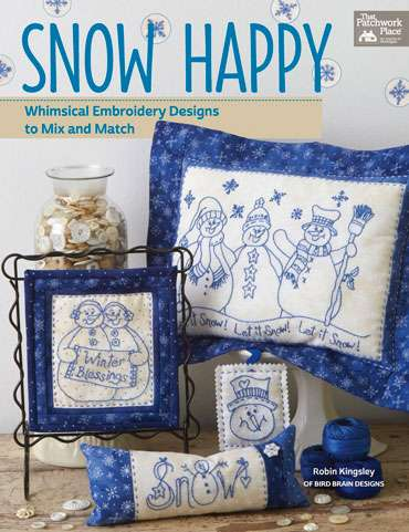 Snow Happy by Robin Kingsley (Book)