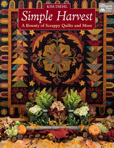 Simple Harvest by Kim Diehl (Book) preview
