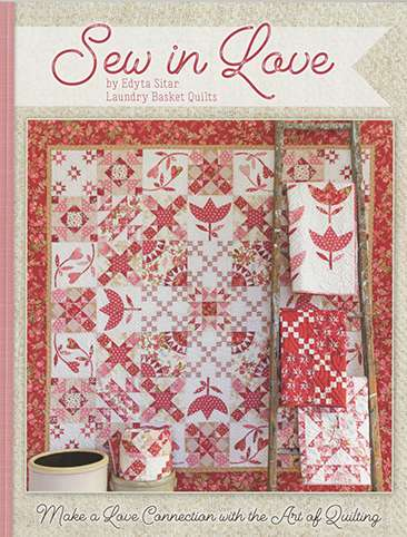 Sew In Love by Edyta Sitar (Book) preview