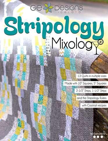 Stripology Mixology by Gudrun Erla (Book) preview