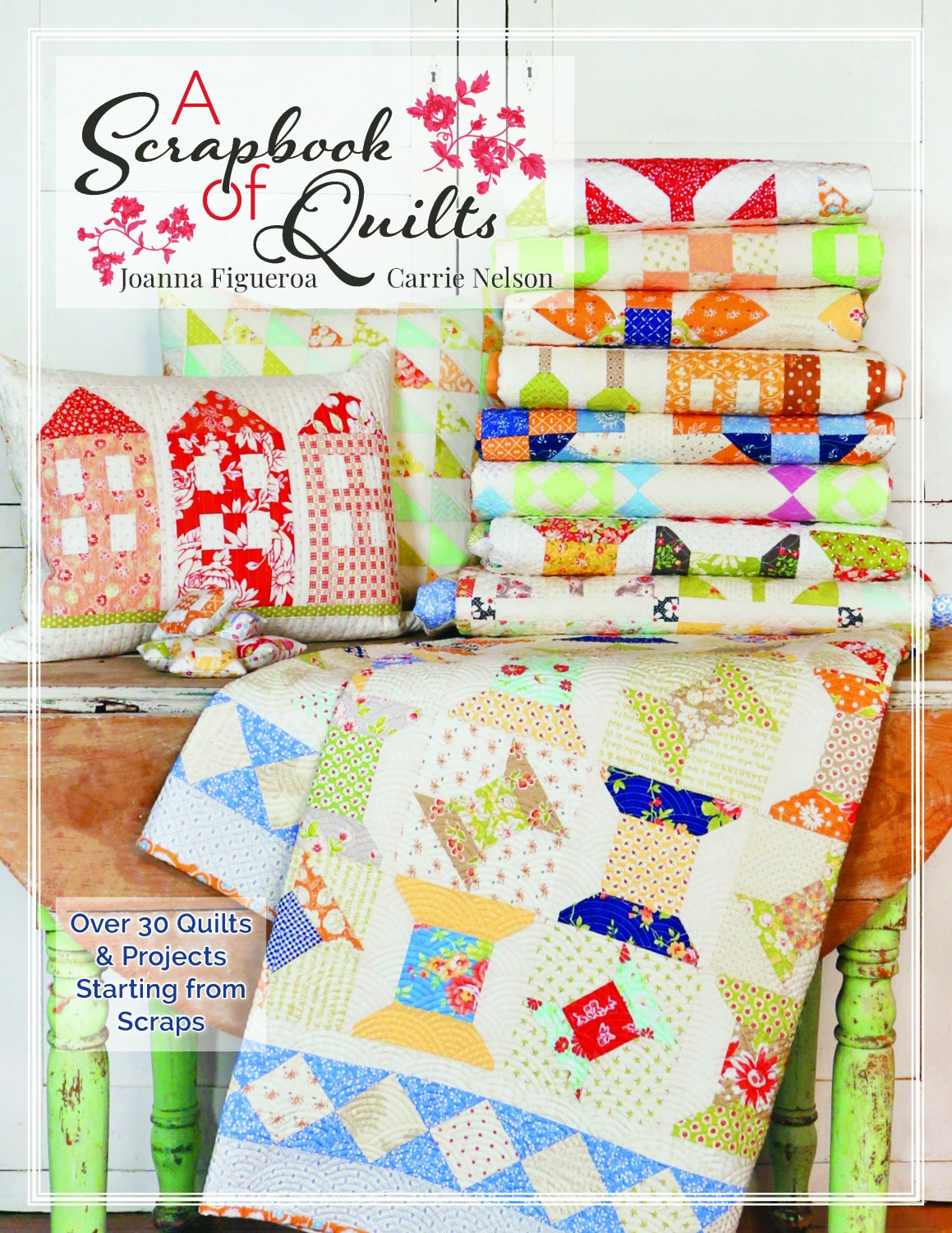 A Scrapbook Of Quilts Book preview