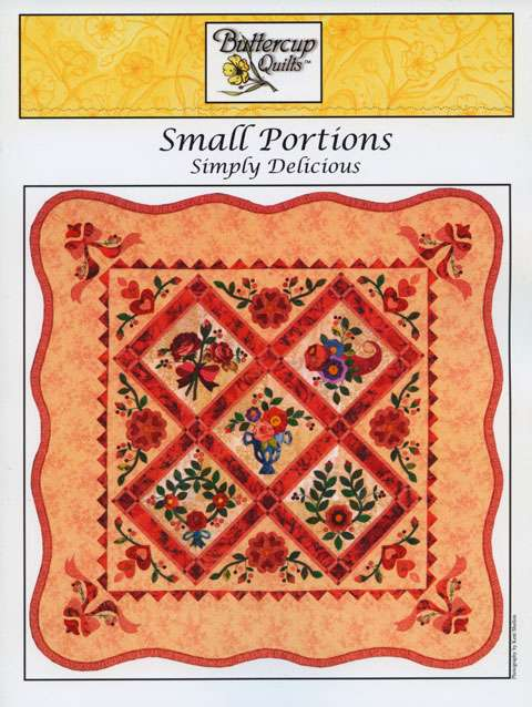 Small Portions by Cody Mazuran (Book)