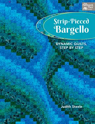 Strip-Pieced Bargello by Judith Steele (Book) preview