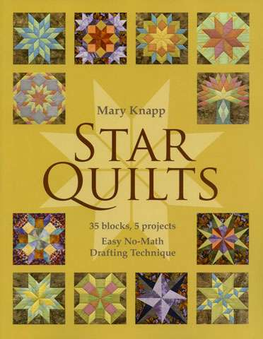Stars Quilts by Mary Knapp (Book)