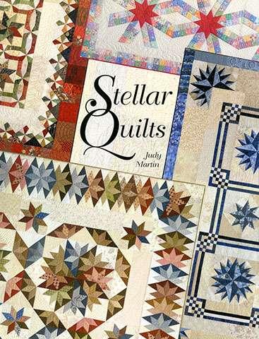Stellar Quilts by Judy Martin (Book)