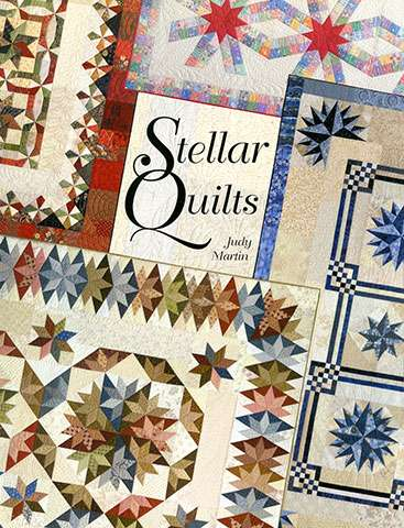 Stellar Quilts by Judy Martin (Book)  preview