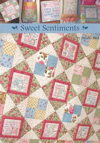Sweet Sentiments by Natalie Bird (Book)