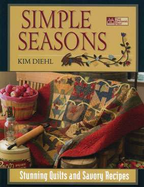 Simple Seasons by Kim Diehl (Book)