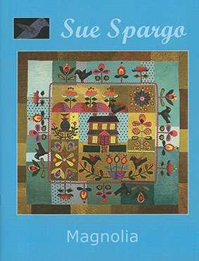 Sue Spargo Magnolia (Book)