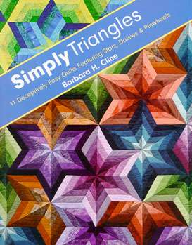 Simply Triangles by Barbara H. Cline (Book)