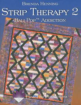 Strip Therapy 2 - Bali Pop Addiction by Brenda Henning -Book