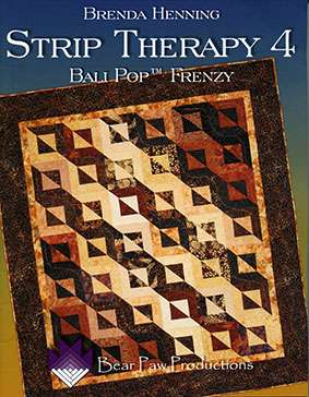 Strip Therapy 4 - Bali Pop Frenzy by Brenda Henning (Book)