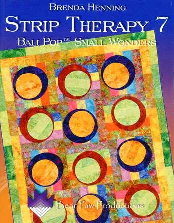 Strip Therapy 7 - Bali Pop Small Wonders (Book)