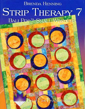 Strip Therapy 7 - Bali Pop Small Wonders (Book)