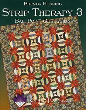 Strip Therapy 3: Bali Pop Obsession by Brenda Henning (Book)