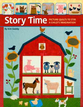 Story Time by Kim Gaddy (Book)