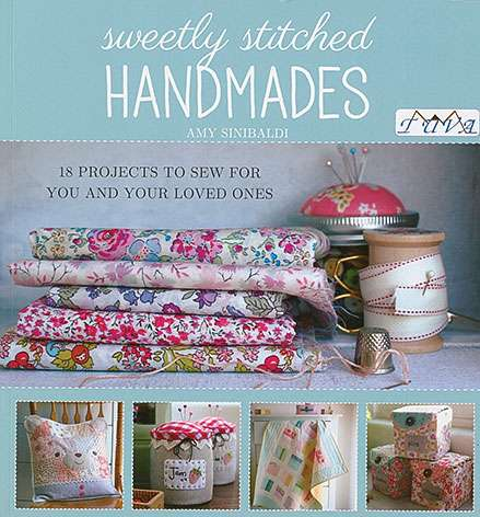 Sweetly Stitched Handmades by Amy Sinbaldi (Book) preview